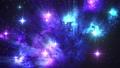 Flying Near A Space Nebula. 4K. 65889652