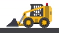 Small loader or excavator 65939861
