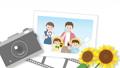 夏 家族の写真撮影アニメーション 66059113