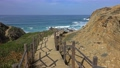 Stairs to beach on Algarve Coast in Portugal 66921566