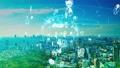 都市環境とテクノロジー CGアニメーション タイムラプス 66941344