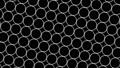 물방울 도트 패턴 루프 소재 모션 그래픽 검은 배경 66974712