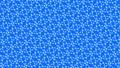 물방울 도트 패턴 루프 소재 모션 그래픽 파란색 배경 66974811