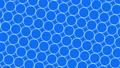 물방울 도트 패턴 루프 소재 모션 그래픽 파란색 배경 66974814
