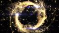 スピーディーに回転する炎の輪 効果 66992820