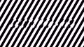 Ghostly Appearance Of The Inscription COVID-19 Among White And Black Stripes 67161773