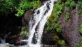 山梨県北杜市の名勝「吐竜の滝」(フィックス・スローモーション) 67274053