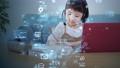 온라인 수업 통신 교육 초등학생 67717166