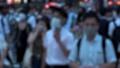 日本 東京 夏 マスクを着けた人々 群衆 雑踏 人混み (新型コロナウイルス対策) 67772558