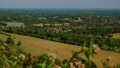 Panoramic view of the stunning Surrey Hills, a 422 km2 Area of Outstanding Natural Beauty, in the county of Surrey, England 67846254