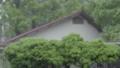在下雨天從外面看房子的景色 68040225