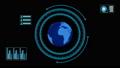 旋轉地球全球網絡 68138104
