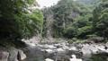 銅山川(吉野川水系最長の支流)の富郷渓谷「戻ヶ淵」 68280031