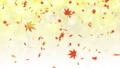 落楓和閃光背景動畫/循環 68448930