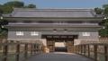 Kanazawa Rattanmon Rattanmon Bridge from the front (slow zoom) 68864444