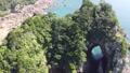 妙見浦・ぞうさん岩の空撮 68897592