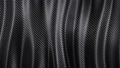 Wave carbon texture pattern background loop 68911322
