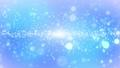 パーティクル キラキラ 背景 青 ループ 68945625