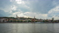 Budapest old city by Danube river in Hungary. 68993534