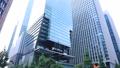 東京丸の内のオフィス街のビル群 チルト【ビジネスイメージ】 69229359