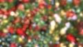 Christmas illuminations vertical out-of-focus glitter 30fr 69352946