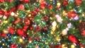 Christmas illumination vertical glitter 69352948