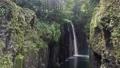 空撮_高千穂峡「真名井の滝」ドリーイン1 69441295