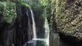 空撮_高千穂峡「真名井の滝」ドリーイン2 69441366