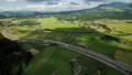 熊本地震から4年後の2020年10月3日開通予定の北復旧ルート、北側復旧ルートと二重峠トンネル 69529078
