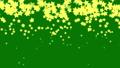 明星绿色背景 69531041