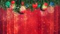 クリスマスのキラキラ輝くループ素材 69888106