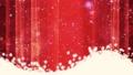 クリスマスのキラキラ輝くループ素材 69888109