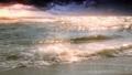 morning sea coast background dawn 69907158