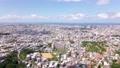 沖縄那覇の町の全景、ドローン撮影(首里城) 70021577
