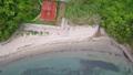 香川県さぬき市志度 大串半島 海釣り公園をドローン空撮⑧ 70106260