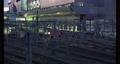JR京都駅夕暮れの風景 70333453