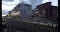 JR京都駅夕暮れの風景 70333459