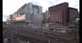 JR京都駅夕暮れの風景 70333460