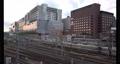JR京都駅夕暮れの風景 70333461