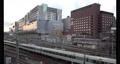 JR京都駅夕暮れの風景 70333492