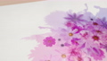 畫花_水彩風格_紫色_無繪畫材料 70366956