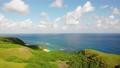 요나 구니 절벽과 해안선의 공중 촬영 3 70406453