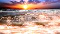 morning sea coast background dawn 70408515