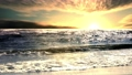 morning sea coast background dawn 70418467
