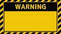 警告メッセージのテロップ 70447336