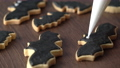 Halloween decoration cookies Decorate cookie ハロウィン クッキー トリック・オア・トリート 70532097