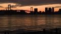 东京著名的彩虹桥的景色 70591529