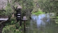 Waterwheel and watermill in Azumino 70659869