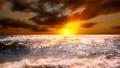 morning sea coast background dawn 70712365