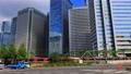 2020 Tokyo Railway Scenery Keihin Kyuko and Shinagawa Buildings Tags 70814244